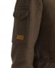 Superdry Cropped Regiment Blazer Green