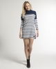 Superdry Porthole Pocket Dress Blue