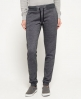 Superdry Orange Label Luxe Slim Joggers Dark Grey