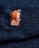 Superdry Orange Label V-neck Navy