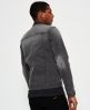 Superdry Biker Jacket  Grey