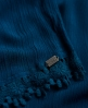 Superdry Essentieel kanten mouwloos topje  Blauw