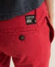 Superdry Commodity Capri Pant Red