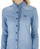 Superdry Caroler's Shirt Blue