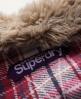 Superdry Super Stirling Shirt Red
