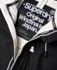 Superdry SD-Windtrekker Jacke Schwarz