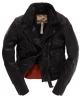 Superdry Belted Rider Jacket Black