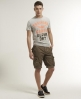 Superdry Core Cargo Shorts Green