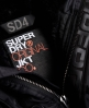 Superdry SD-4 parka Zwart