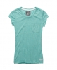 Superdry Vintage Pocket T-shirt Green