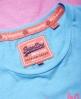 Superdry T-shirt teinté trempé Osaka Brand Multi