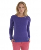 Superdry Harrow Crew Jumper Purple
