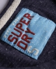 Superdry Tudor Worn Wash T-Shirt Blue
