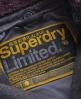Superdry Merchant Biker Jacket Grey