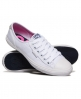 Superdry Baskets Low Pro Blanc