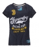 Superdry Super Clean T-shirt Navy