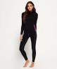 Superdry Merino Base Layer Leggings Black