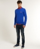 Superdry Harrow Crew Blue