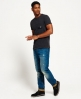 Superdry Copperfill Loose Jeans Blue