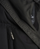 Superdry Hooded Wind Hybrid Gilet Black