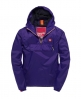 Superdry Overhead Cagoule Purple