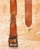 Superdry The Rustler Belt Brown