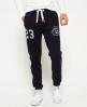 Superdry Pantalones de jogging Trackster Vintage Marino