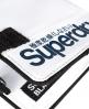 Superdry Tarpaulin Wallet White