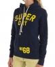 Superdry Coaching 68 Hoodie Navy