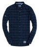 Superdry Ultimate Pinpoint Oxford Shirt Navy