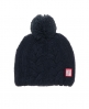 Superdry Super Cable Beanie Navy