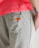 Superdry Lite Capri Pant Light Grey