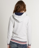 Superdry Coaches Hoodie Grey