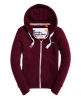Superdry Orange Label Primary Zip Hoodie  Red