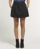 Superdry Grace Tweed Skirt Dark Grey