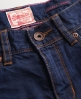 Superdry Blue Tomboy Shorts Blue