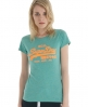 Superdry Vintage Entry T-shirt Green