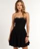 Superdry 50s Prom Jewel Dress Black