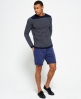 Superdry International Sunscorched Beach Shorts Navy