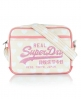 Superdry Heart Mini Alumni Bag Cream