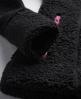 Superdry Polar Zip Hoodie Black