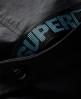 Superdry Cropped Super Raincoat Black
