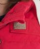 Superdry Hooded University Vest Red