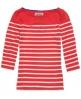 Superdry Hepburn Breton Top Red