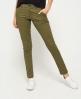 Superdry Pantalon chino International Sweet Vert