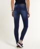 Superdry Standard Rise Jeggings Blue