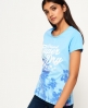 Superdry Photographic T-Shirt  Blue
