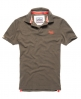 Superdry Classic Pique Polo Brown