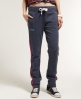 Superdry Slim Hockey Joggers Blue