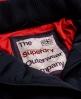 Superdry Freeze Quilt Biker Jacket Navy